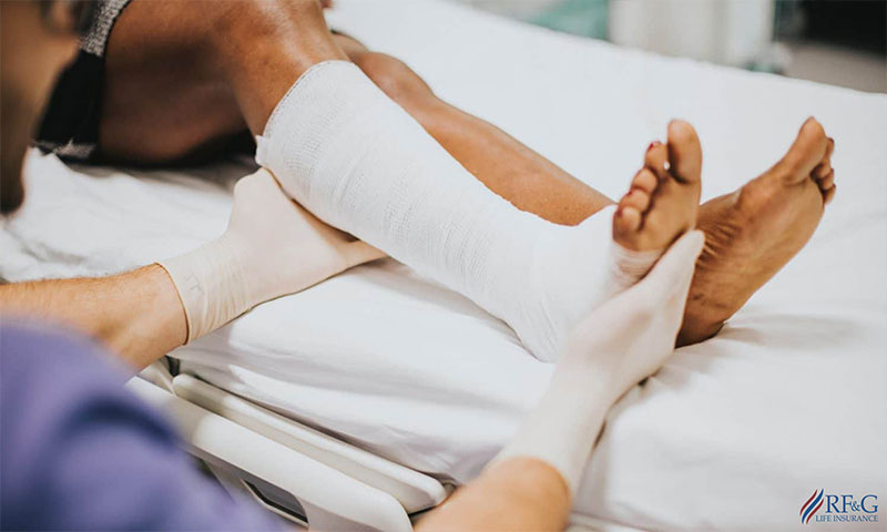 personal accident blog